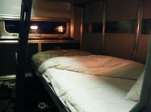 Een opgemaakt bed, nacht 2