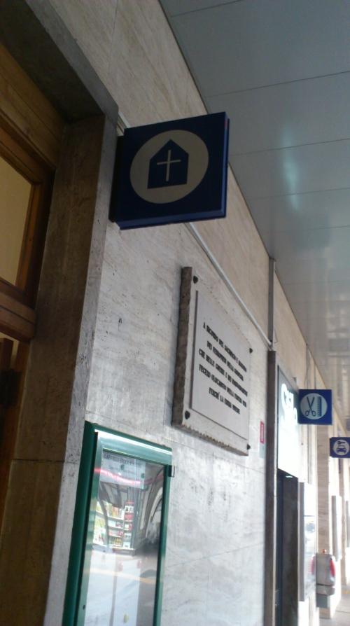 Logo Stationskerk Cagliari
